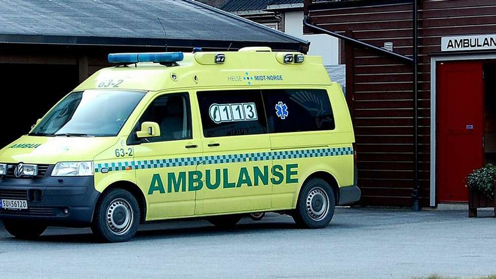 Ambulanser kor for lange